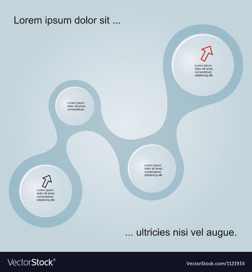 Abstract web design vector