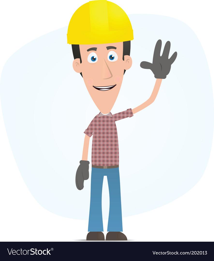 Builder welcomes vector