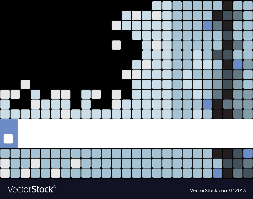 Template abstract background vector