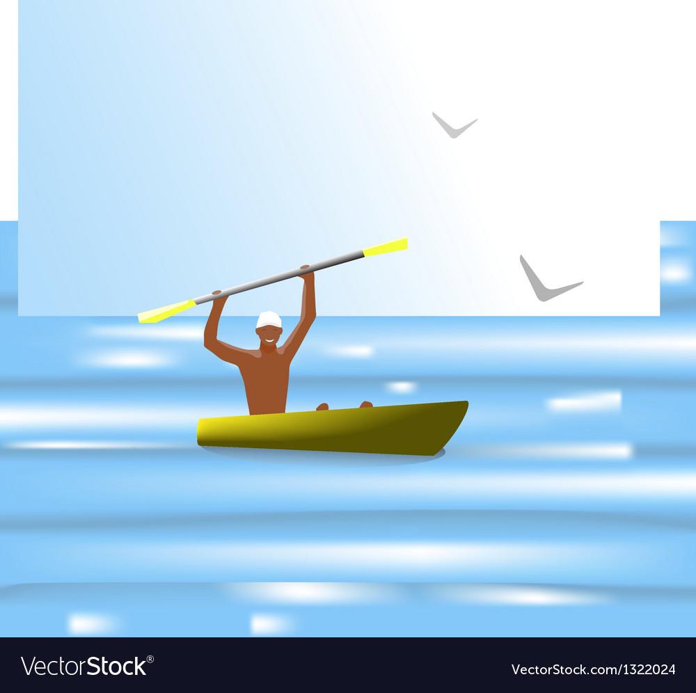 Boatman vector