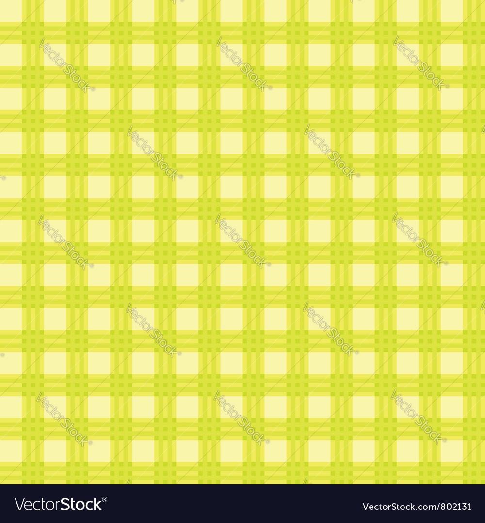 Picnic cloth vector