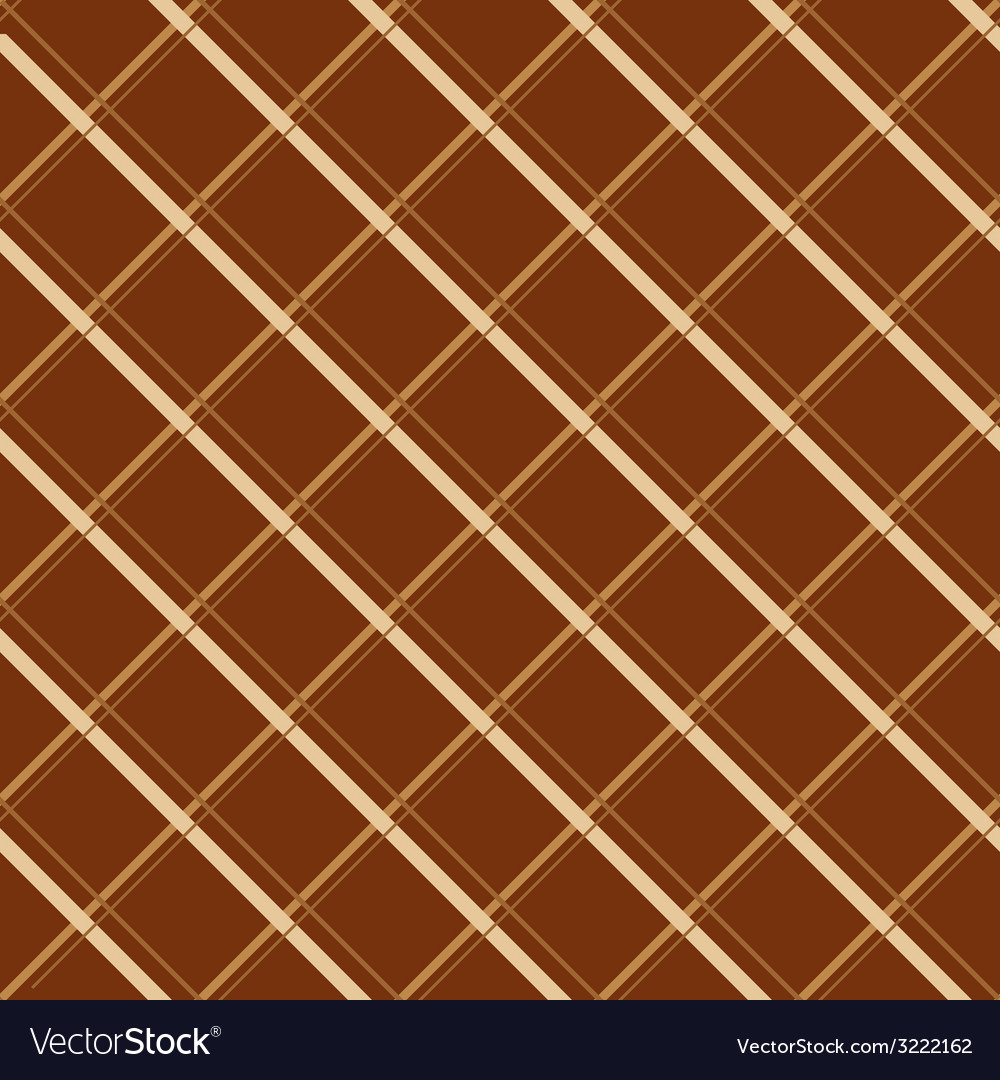 Chocolate bar seamless pattern vector