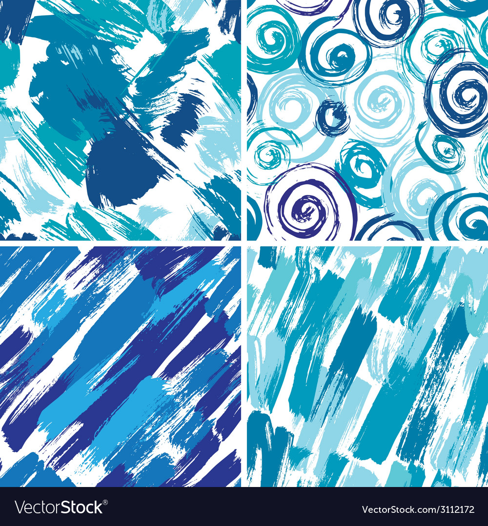 Paint abstract 3 380 vector