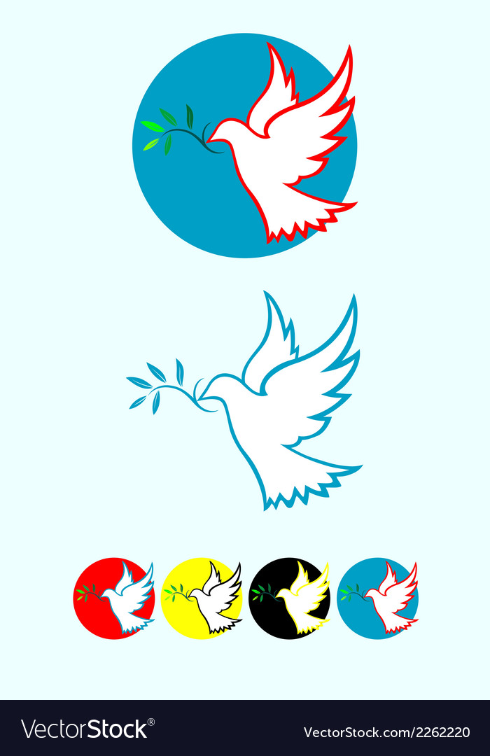 Holy spirit vector