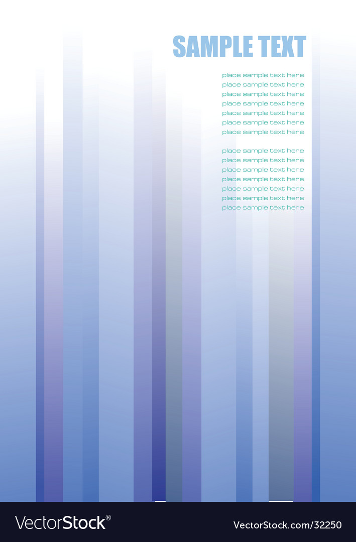 Stripped background vector