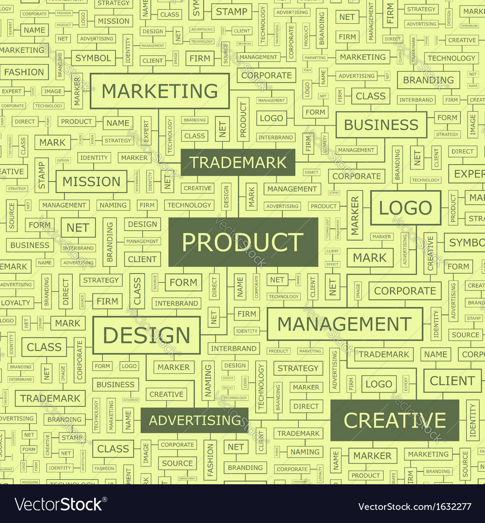 Product vector