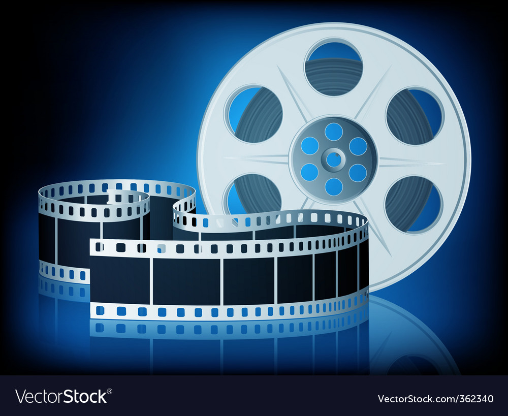 Twisted film vector