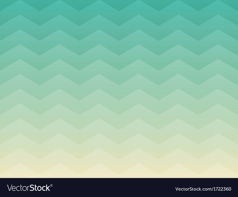 Summer wave background vector