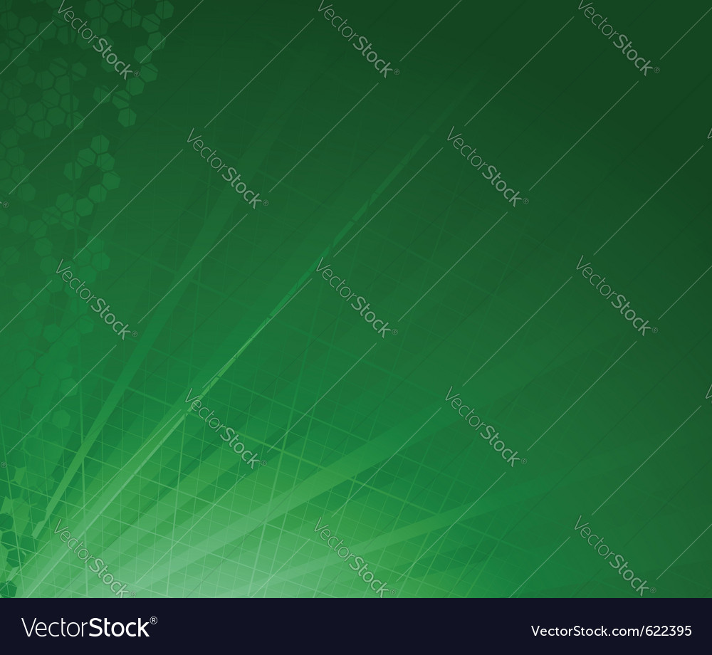 Abstract ray vector