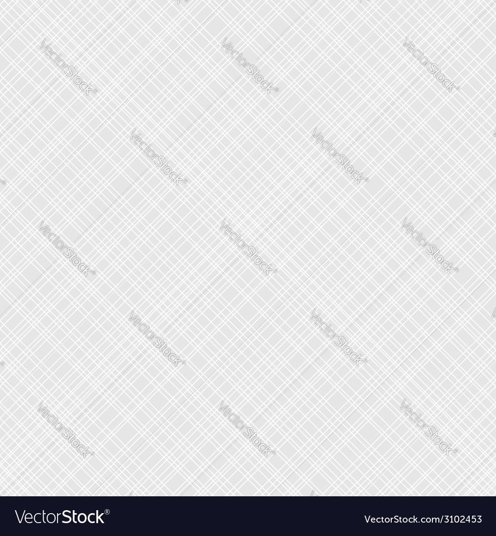 Seamless monochrome pattern with hatch cross lines vector