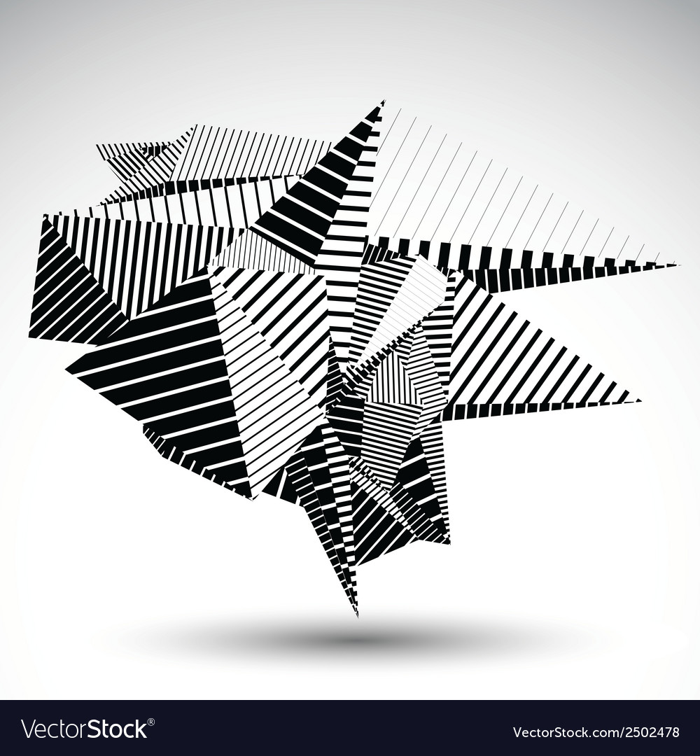 Cybernetic contrast element constructed from vector