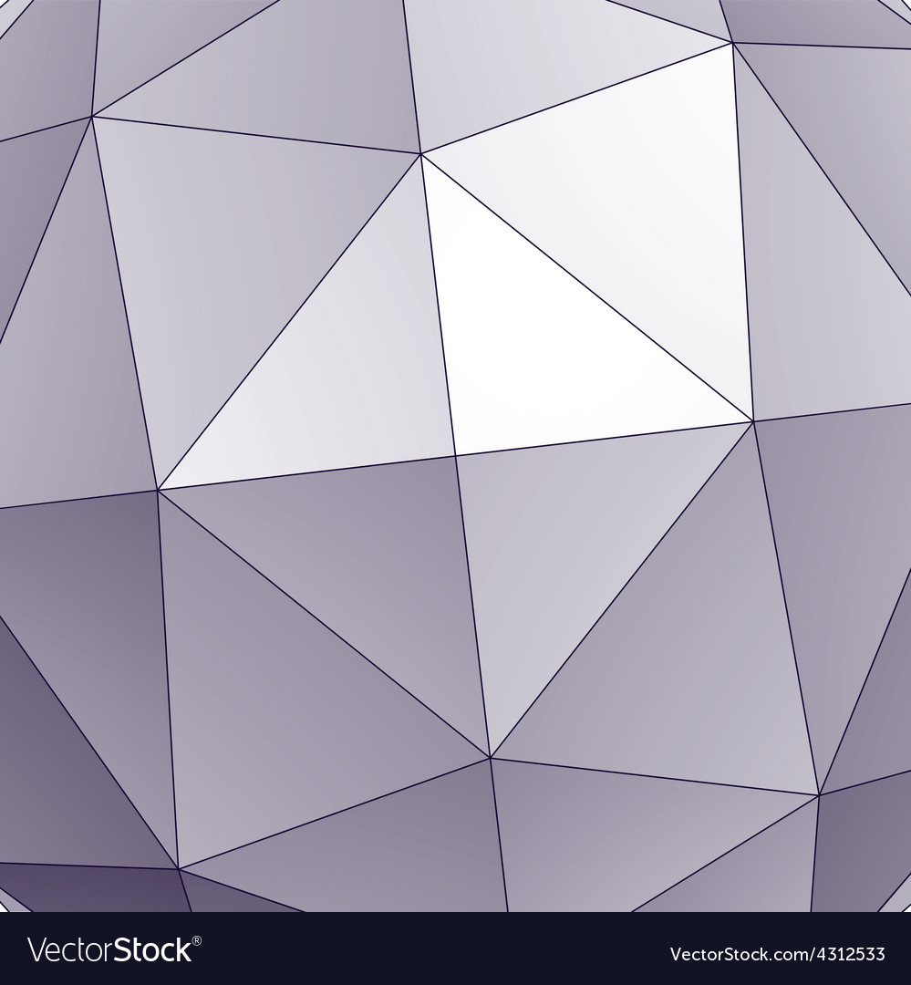 Abstract 3d graphic backdrop modern geometric vector