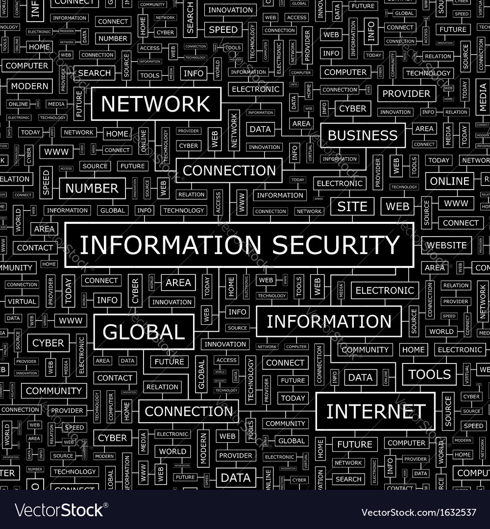 Information security vector