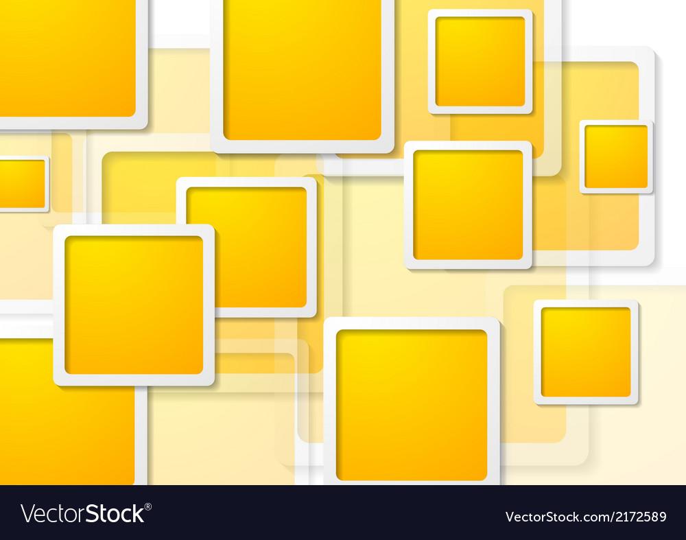 Abstract technical design vector