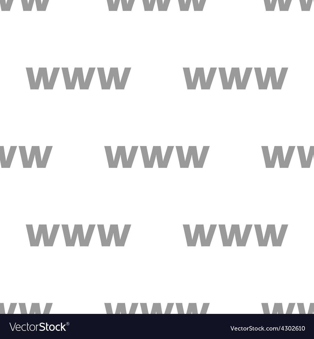 New www seamless pattern vector