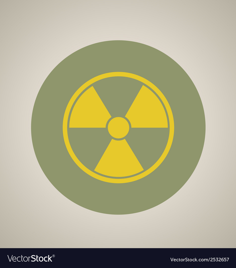 Danger icon vector