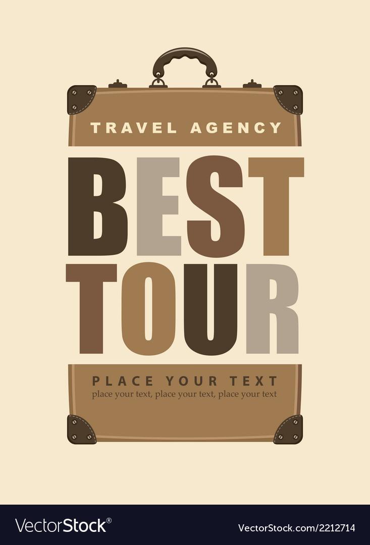 Tour best vector
