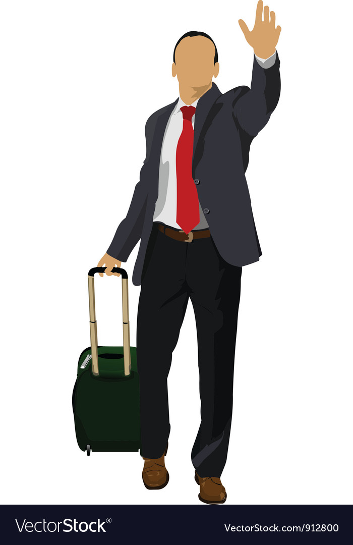 Business person vector