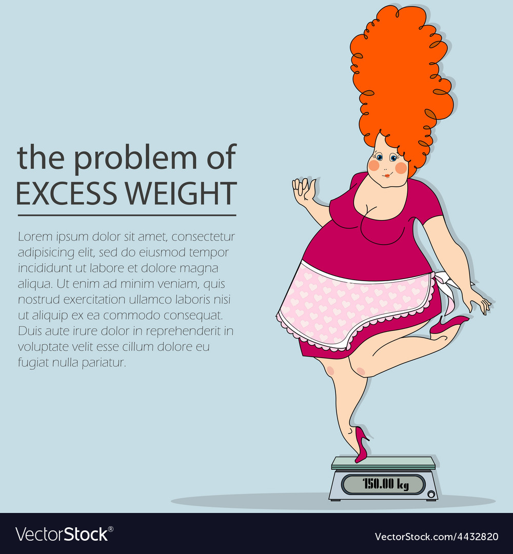 Problem of excess weight vector