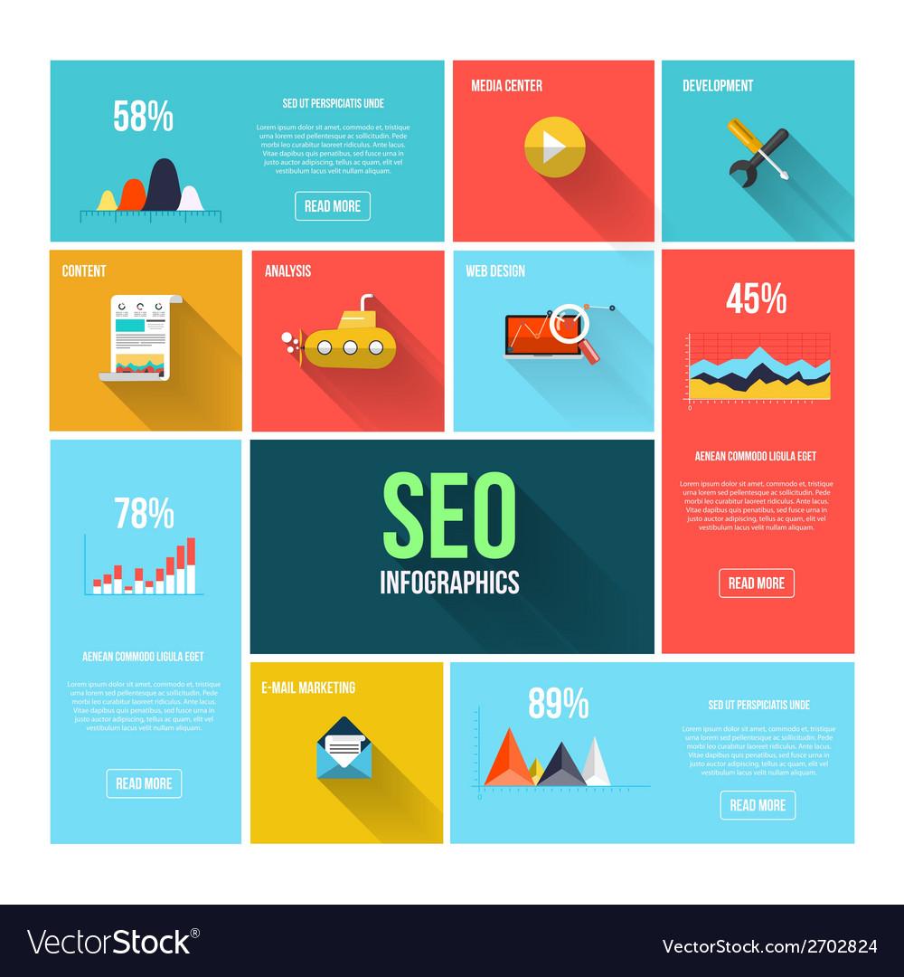 Infographics design 2 vector