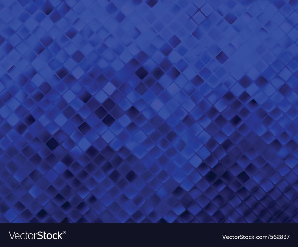 Blue glittering design vector
