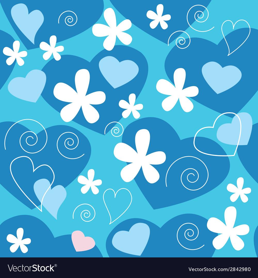 Love design pattern vector