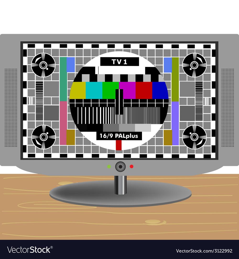 Tv-lcd vector