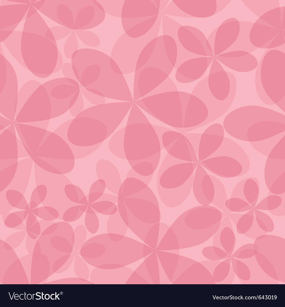 Flower art pattern vector