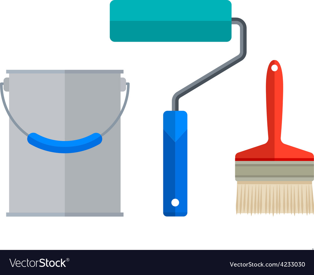 Painter instrument for vector