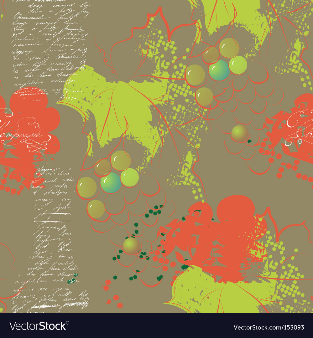 Grunge seamless pattern vector