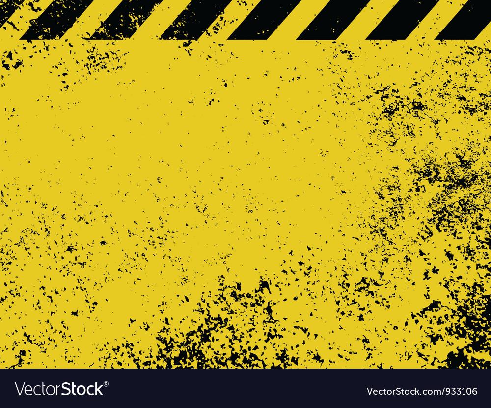 Industrial hazard stripes texture vector