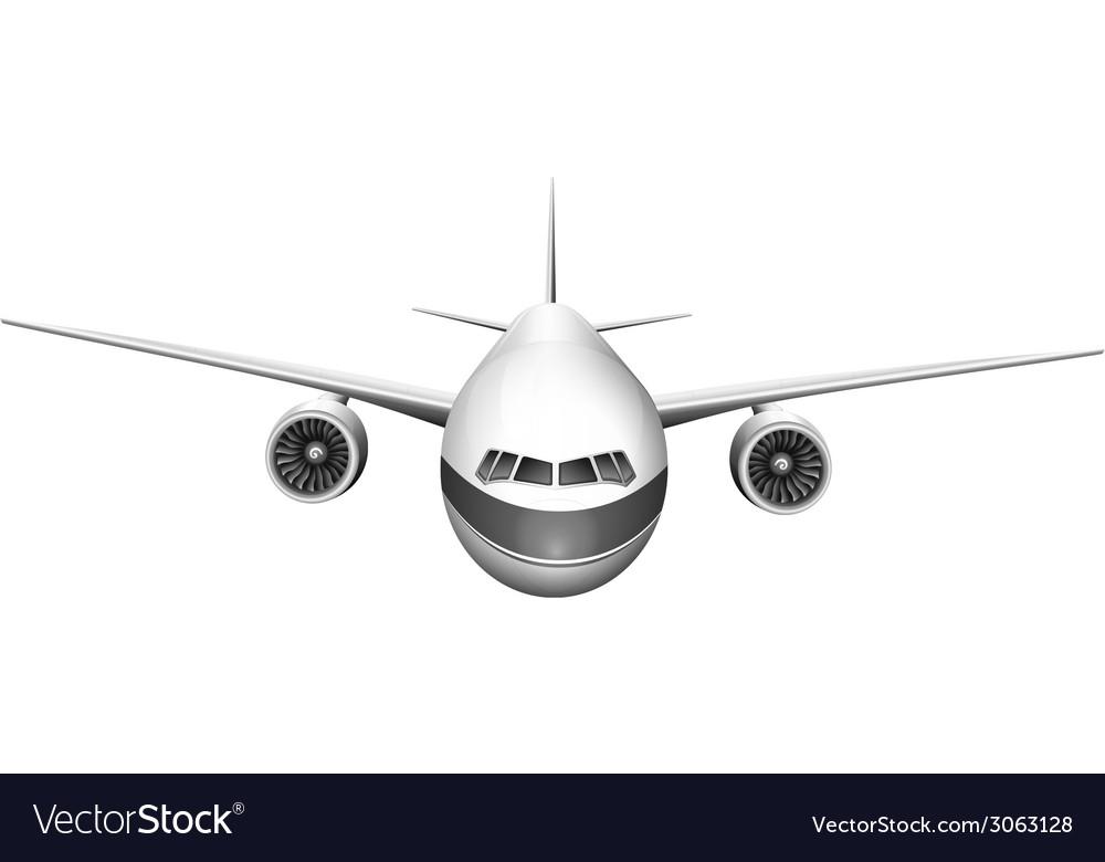 A plane vector