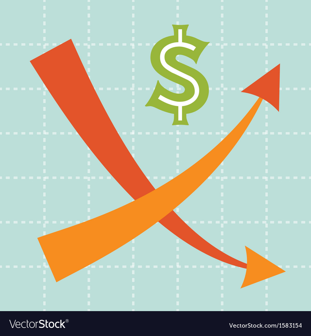 Currency exchange rate vector
