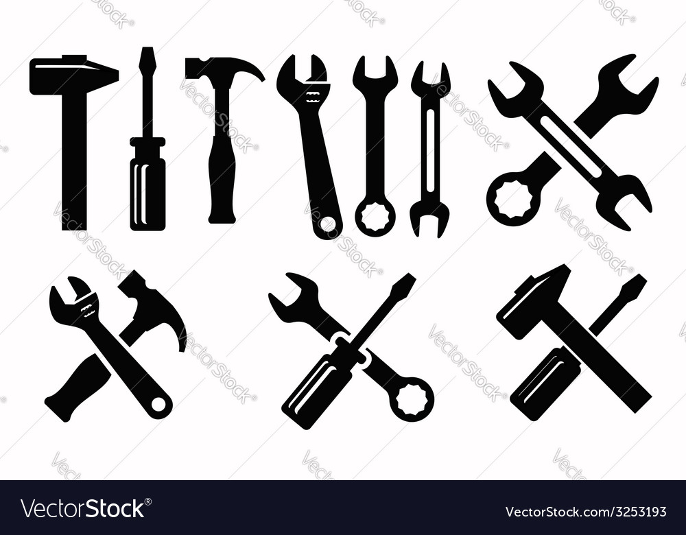 Repair icon vector