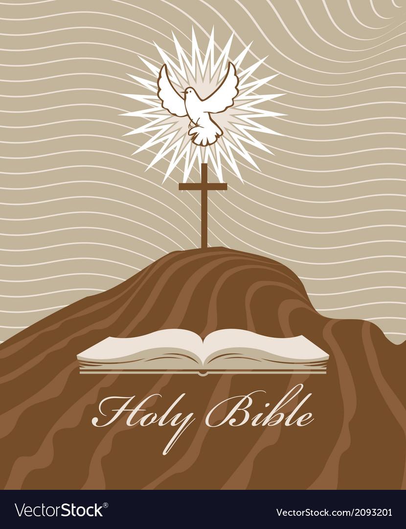 Holy spirit vector