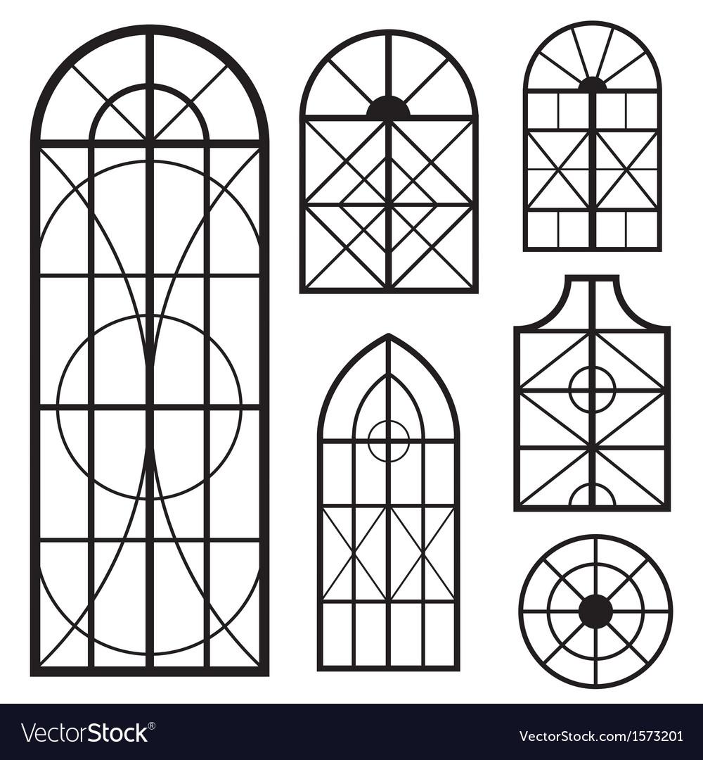 Window set vector