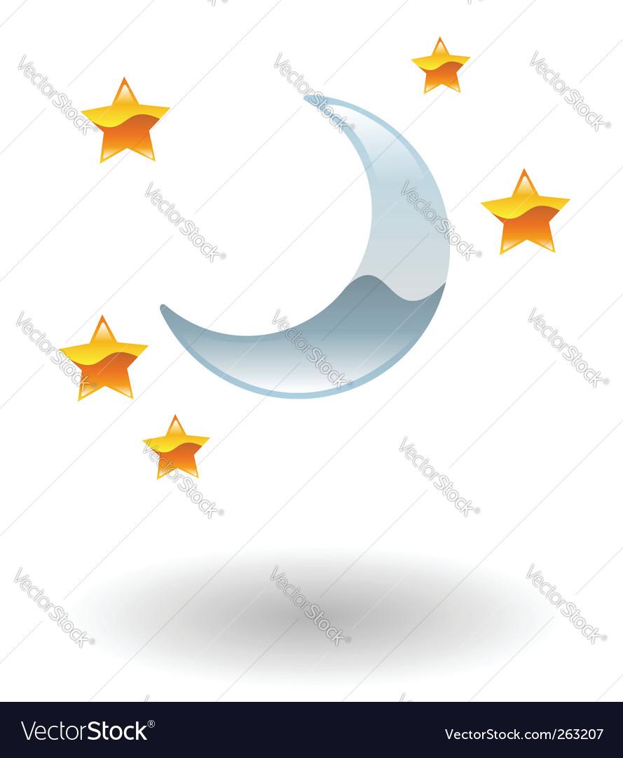 Nightlife illustration vector
