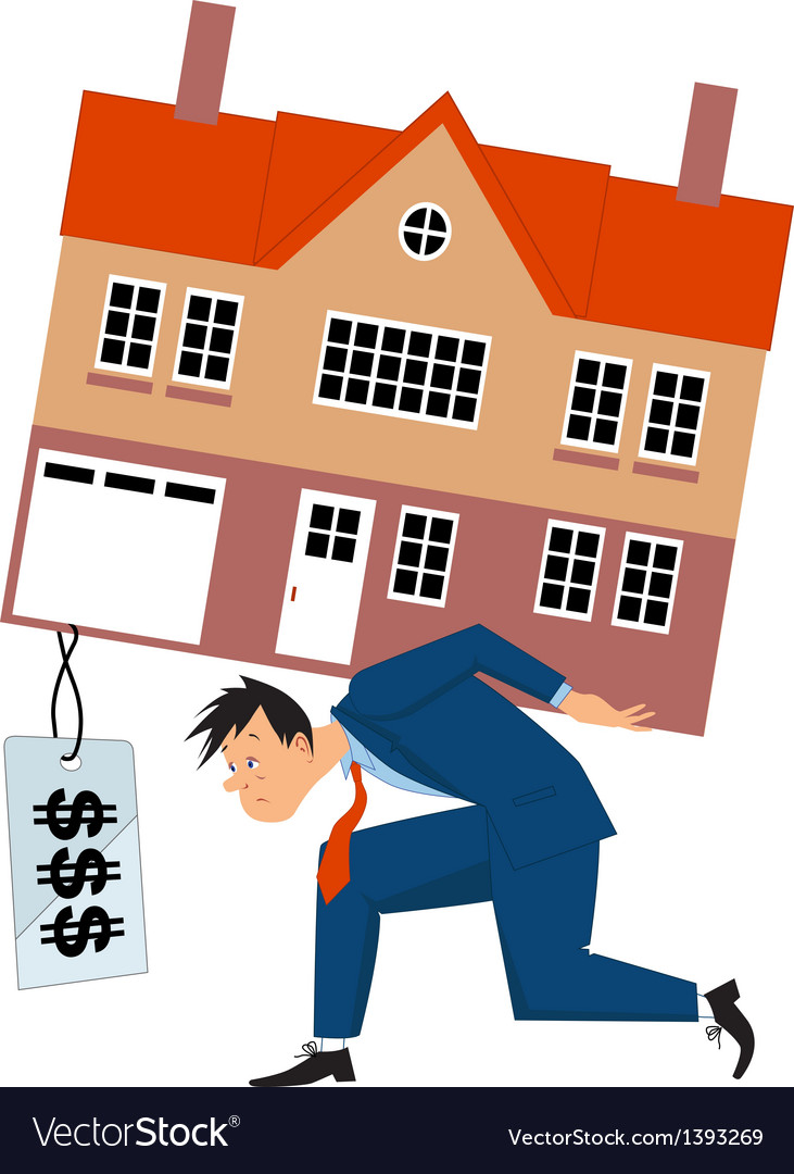 Overwhelming mortgage vector