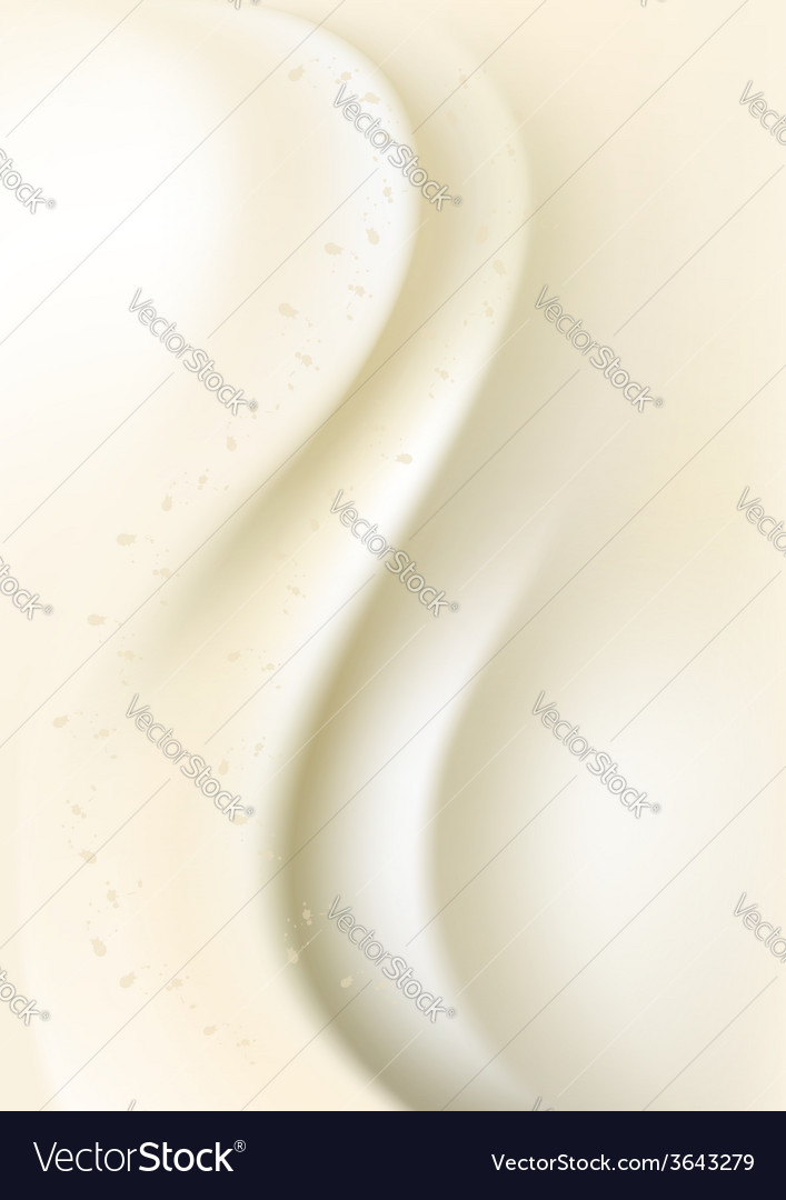 Gradient mesh with white convex wave vector