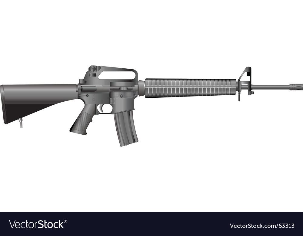 M16 a vector