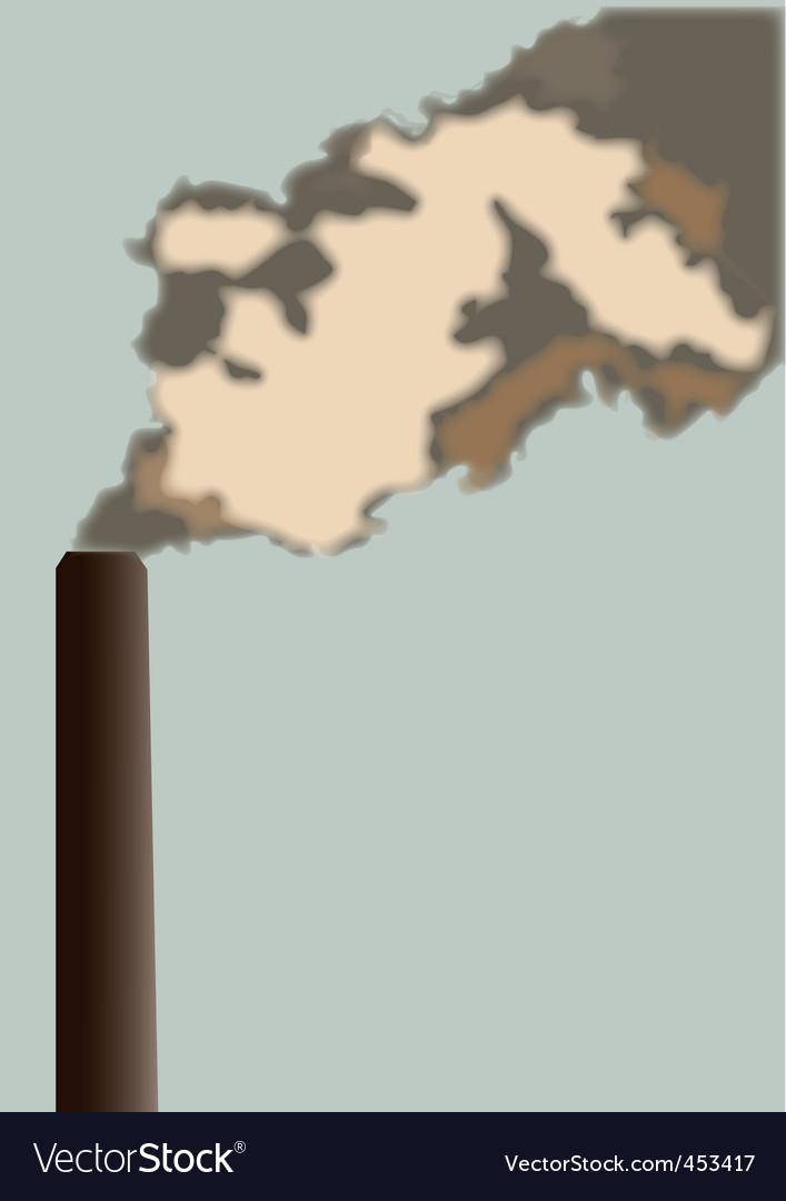 Chimneystalk vector