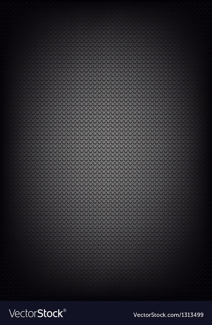 Abstract metallic texture vector