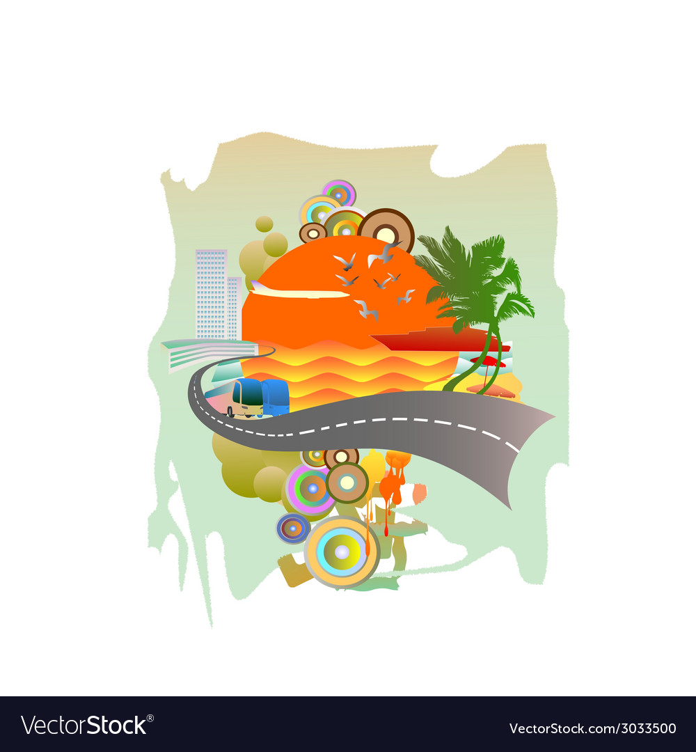 Journeys miscellaneous by transport vector