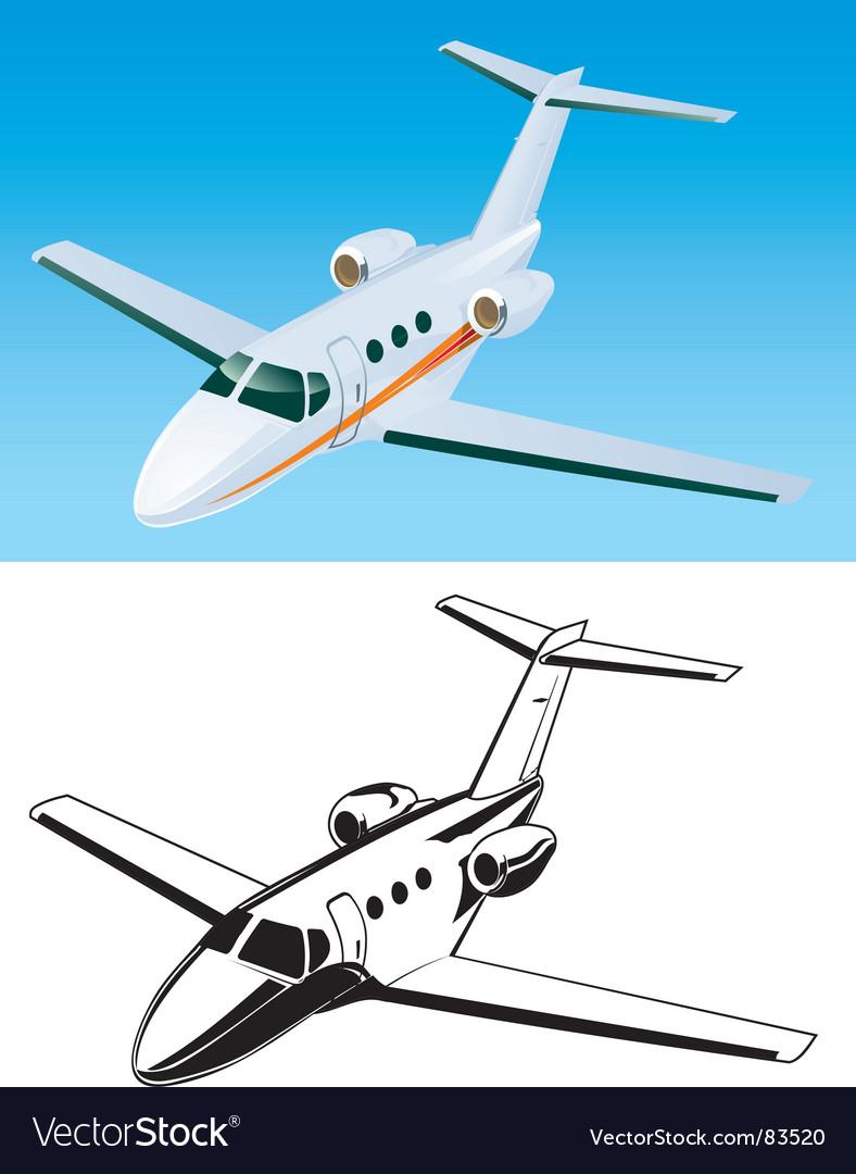 Cessna vector