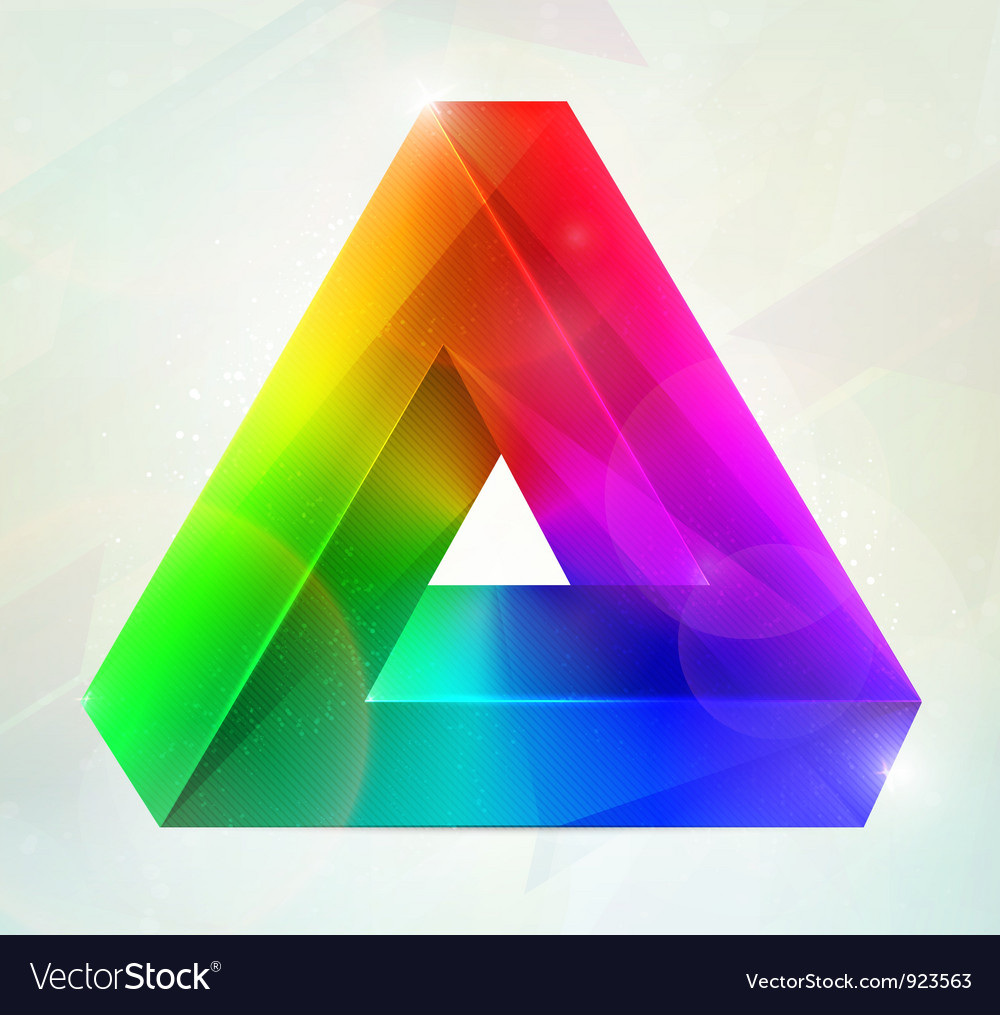 Impossible object vector