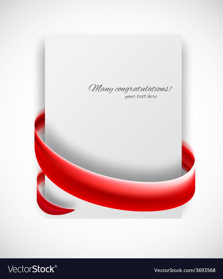 Abstract card vector