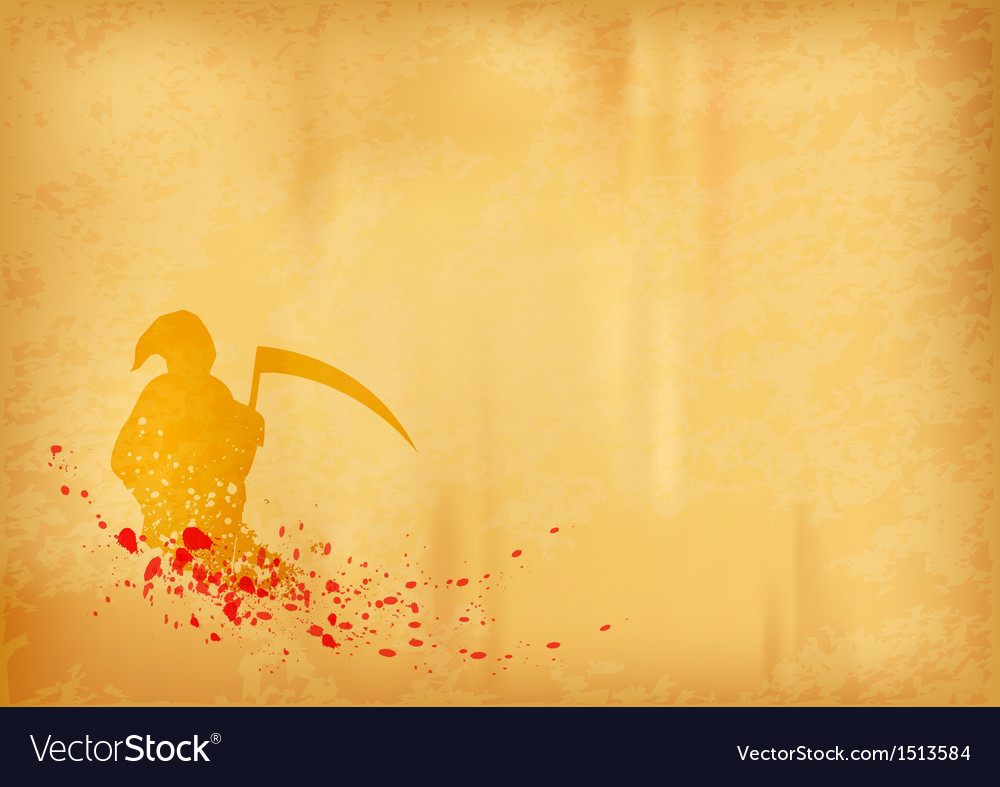 Reaper old background vector