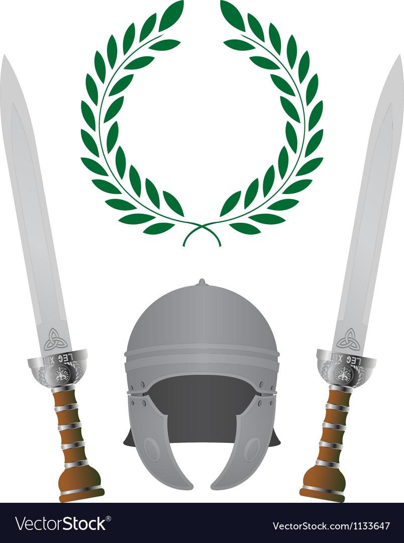 Roman glory fourth variant vector