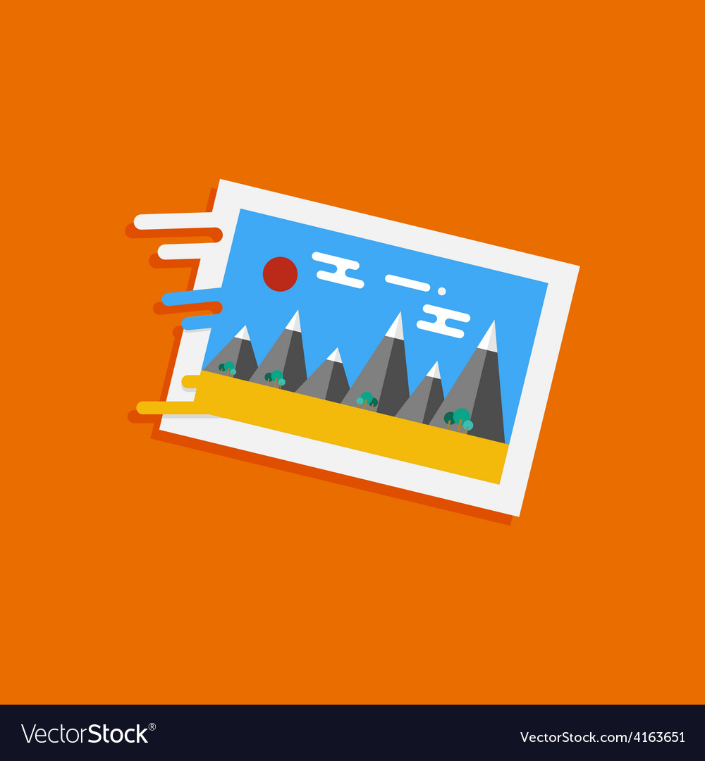 Picture vector