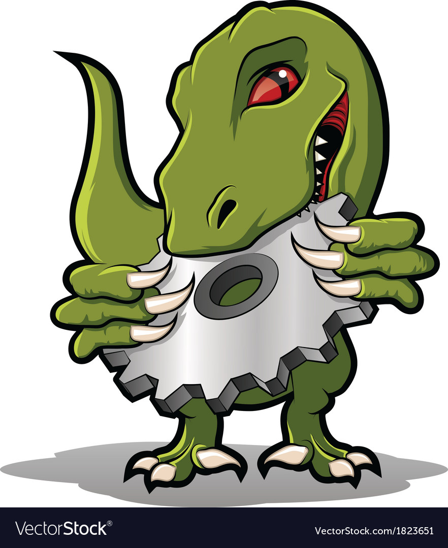 Raptor gear vector